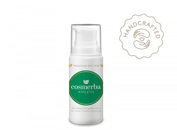 Cosmerba Energetikcrème Athletis 100ml