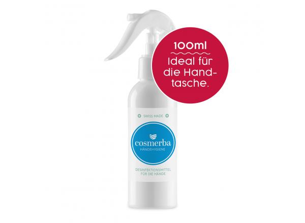 Cosmerba Desinfektion 100ml Spray